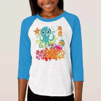 Willkommen zum Ozean T-Shirt