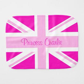 Willkommene Prinzessin Charlie! Spucktuch