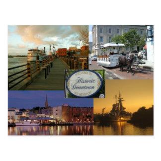 Wilmington, NC-Postkarten Postkarte