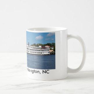 Wilmington NC RiverBoat Kaffeetasse