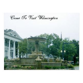 Wilmington Postkarte