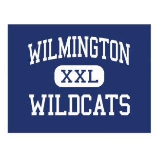 Wilmington - Wildkatzen - hoch - Wilmington Postkarte