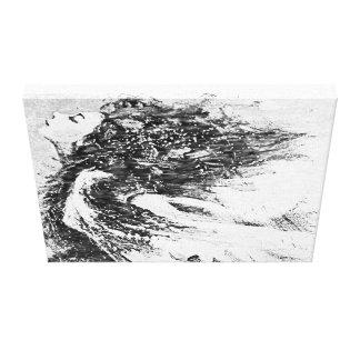 Wind Gespannte Galeriedrucke
