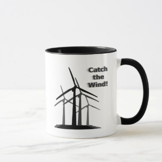 Wind-Power Tasse