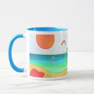 Wind-Surfen Tasse