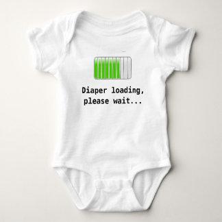 Windel-Laden Baby Strampler
