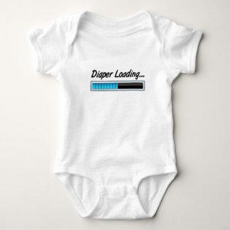 Windel-Laden… Baby Strampler