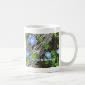 Winden-Aquarell Kaffeetasse