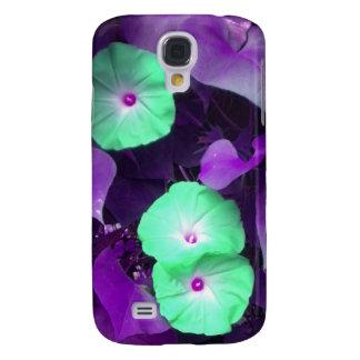Winden iPhone 3 des Aqua-N violetter Kasten Galaxy S4 Hülle