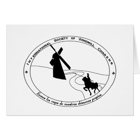 Windmühle, die Karte jagt