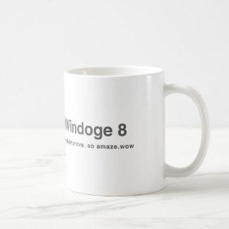 Windoge 8 kaffeetasse