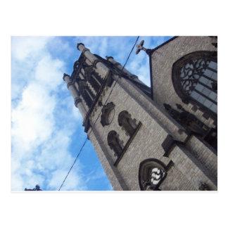 Windsor, Ontario-Kirche Postkarte