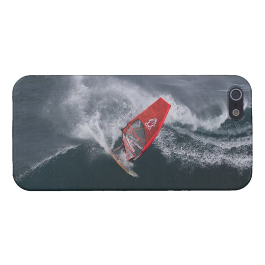 Windsurfing in Hawaii iPhone 5 Cover