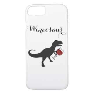 Wineosaur iPhone Fall iPhone 8/7 Hülle