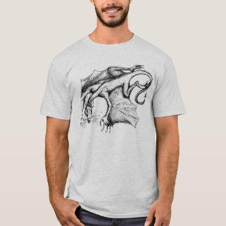 Winged Drache-T - Shirt