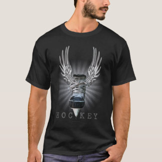 Winged Hockey T-Shirt