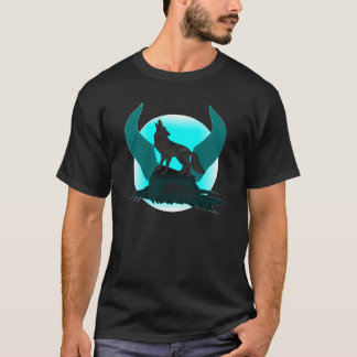 winged Mondwolf T-Shirt
