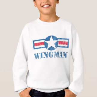 Wingman Vintag Sweatshirt