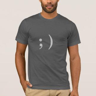Wink-T-Stück T-Shirt