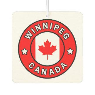 Winnipeg Kanada Lufterfrischer