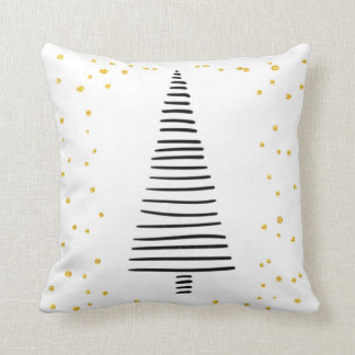 Winter-Baum-Kissen Kissen