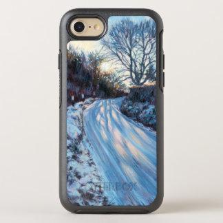 Winter-Licht OtterBox Symmetry iPhone 8/7 Hülle