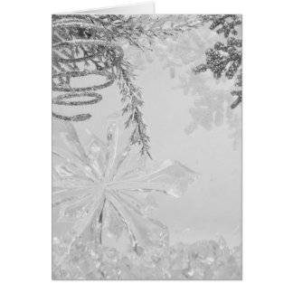 """Winter-Märchenland"" Reihe V Karte"