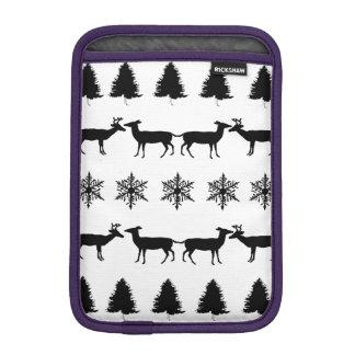 Winter-Muster iPad Mini Sleeve