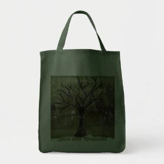 Wintertree gehen Tasche grüne