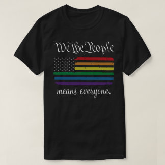 Wir die Leute T-Shirt