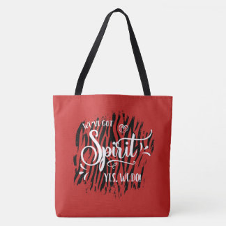 Wir haben Geist-Tasche Tasche