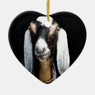 Wir haben Ihre Ziege Keramik Ornament