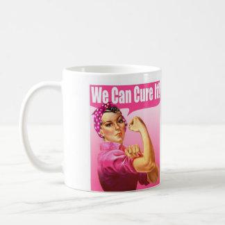 Wir können es kurieren kaffeetasse