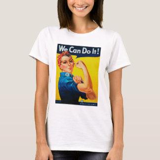 Wir können es tun T-Shirt
