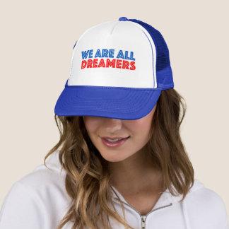 Wir sind alle Träumer-Immigrations-Politiken Truckerkappe