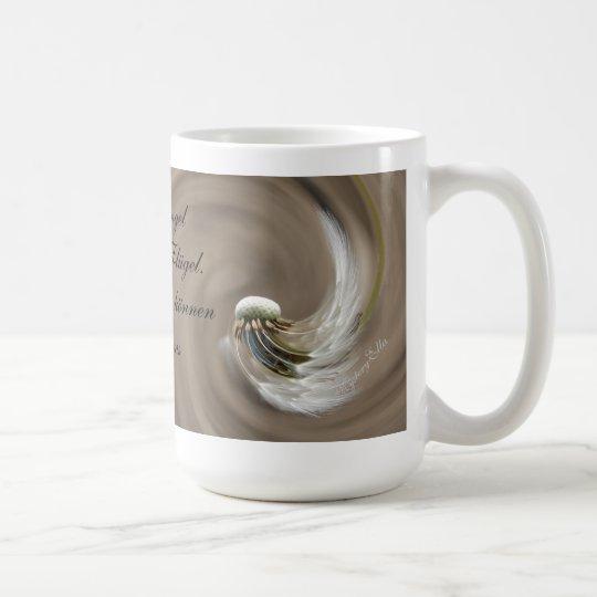 """""""wir sind Engel"""" by mysteryella Kaffeetasse"""