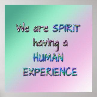 Wir sind Geist Poster
