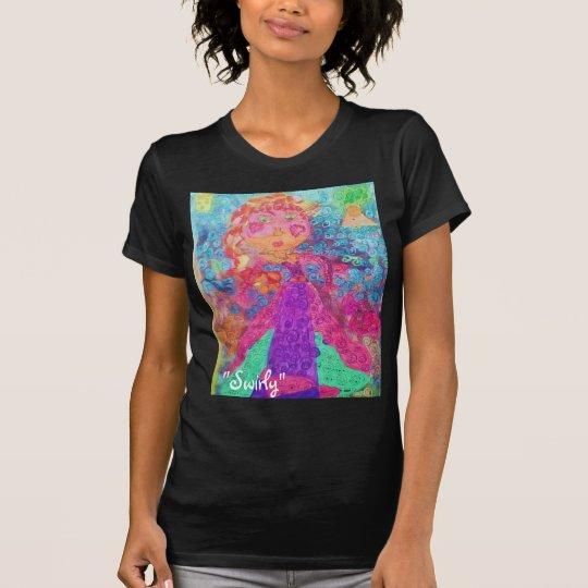 """""""Wirbel"""" durch ASA der große Schöpfer T-Shirt"""