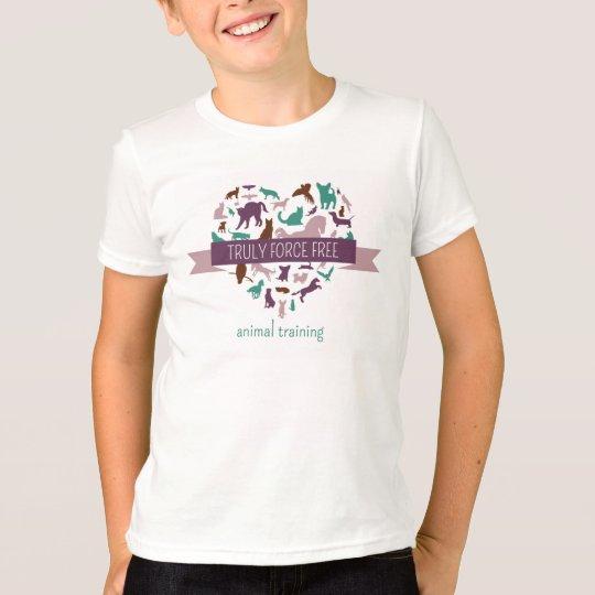 Wirklich der T - Shirt der Kraft-freie Kinder