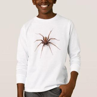 Wirkliche Brown-Haus-Spinne T-Shirt