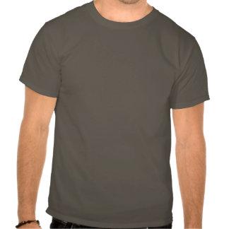 Wirkliche Mann-Liebe-Katzen-lustiger T - Shirt