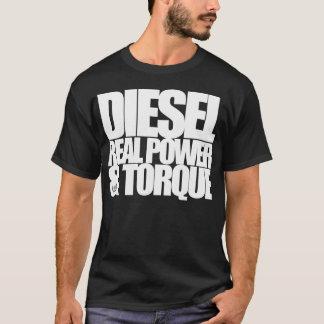 Wirklicher DIESELP&T T-Shirt