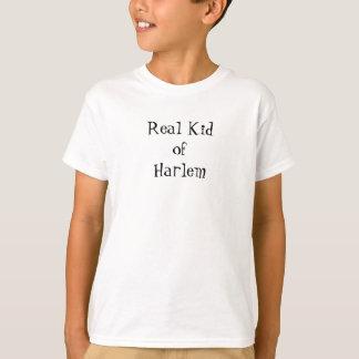 Wirkliches Kind von Harlem: Spaß T T-Shirt
