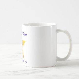 Wirklichkeit Fernsehshow-Stern Kaffeetasse