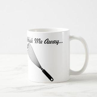 Wischen Sie mich wegTasse Kaffeetasse