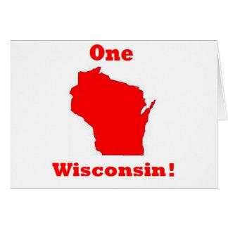 Wisconsin Karte