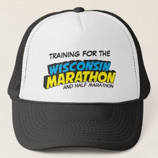 Wisconsin-Marathon-Training Truckerkappe