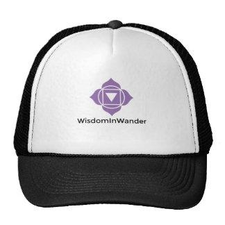 WisdomInWander Fernlastfahrer Retrokultmütze