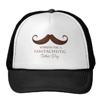 Wishing streicht you zu Fan [] aus Tick Father's D Baseball Kappe
