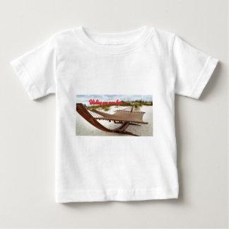 wishyouwerehere baby t-shirt
